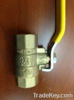 thread ball valve