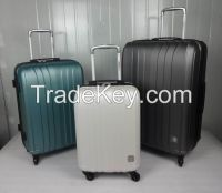 High Quality ABS Travel Trolley Luggages with Lock Removable Wheels