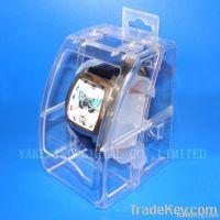 Compare plastic watch box new style