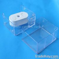 Compare popular watch packing box, plastic watch box