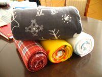 Micro Anti-Pilling Polar Fleece Blanket
