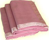 Pure Australian Wool Pile Blanket