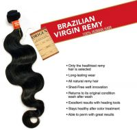 hot selling top quality brazilain virgin hair weaving