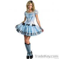 2013 Sexy Costumes, Halloween Cosplay Costumes PCWC-0001