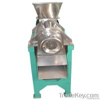 hot selling High quality screw juicer/fruit and vegetable beater/jui