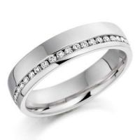 Crystal Jewelry Stainless Steel Ring (RZ8270)
