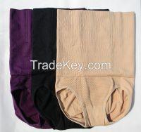 Quality Cheapest women's high waist slimming panties body shaper underwear