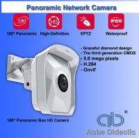 Panoramic CCTV Network Camera for IP Security