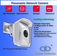 Panoramic IP CCTV Security Camera for Night Vision