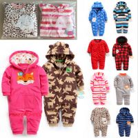 baby Clothes Spring Clothing Of Newborn Baby 's Polar Fleece Long Sleeve Product baby rompers infant baby jumpsuit