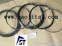 nitinol wire/titanium alloy wire elastic property