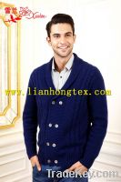 L-067 good quality 100% cashmere sweater