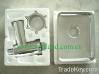 Meat Grinder Knife, Cutter, Plate