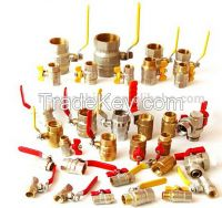 Various Good Quality Brass Ball Valves from China Supplier With Low Price