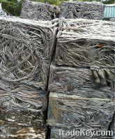Aluminum wire scrap 99.7%