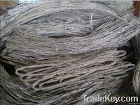 Aluminum wire scrap 6063