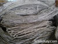 Best quantity aluminum wire scrap 99.9%