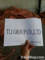 Hot sales high quantity copper wire scrap 99.995%