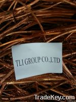 best  quanttiy Copper Scrap 99.9% selled by factory directly