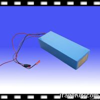 Lithium Battery Pack for E-Bike 24V 10ah, Rechargeable