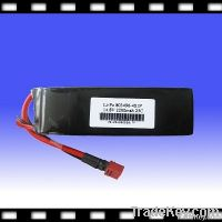 14.8V Rechargeable LIPO battery pack for RC plane / electric toys 4S1P