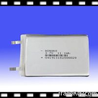 Polymer Lithium Ion Battery 3.7V 3000mAh for Power Bank(805068)