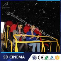 Newest Technology Business Investments 5D Motion Simulator