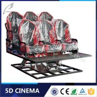 Vivid Effect Hydraulic/Electronic 5D Simulator