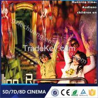 Amazing Factory Price 5D Simulator Equipment