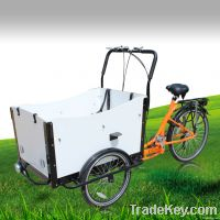 rickshaw three wheels trike