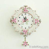 Decorative Artistic Clock (resin)