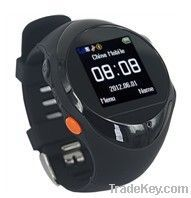 GPS Tracker Watch Phone