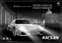 Kaixen Xenon lights for car light