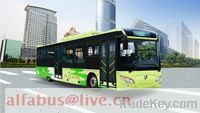 YS6120GBEV pure electric city bus new energy bus vehicle tourist coach