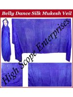 Belly Dance Costume Pure Silk Veils 5mm / Scraves size 45x108 inches
