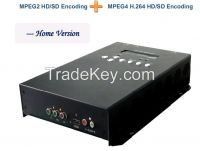 HD Video to DVB Encoder Modulator