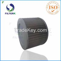 FILTERK Replacement LNS WS500 Oil Mist Collector Filter