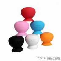 Mini Bluetooth Speaker With Suction Cup