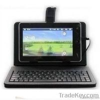 """7"""" Tablet pc keyboard case"""