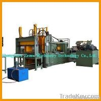 BW1600A Transformer Corrugated Tank Fin Production Line