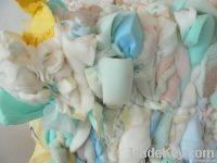 Polyurethane Foam Scrap (PU Foam Scrap) in Bales