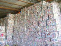 Aluminum Used Beverage Cans Scrap (UBC Scrap) in Bales