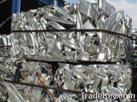 Aluminum Extrusion Scrap - 6063 in Bales