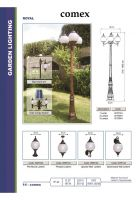 Royal Garden Lighting Lantern