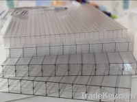 China Guangdong grade A polycarbonate multiwall sheet for roofing