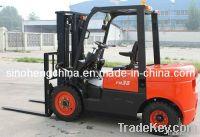 3t (CPCD30FR) Sinoheng Diesel Forklift Truck