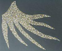 Garment accessory- Heat Transfer- Embellishment-Trimming-motif sheet