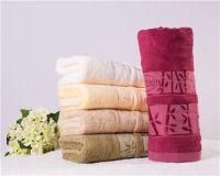 100% bamboo fiber cheap bamboo towels in china bamboo towel