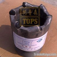 core drill bit, diamond impregnated core bit