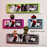 Magic Sliding Picture Box
